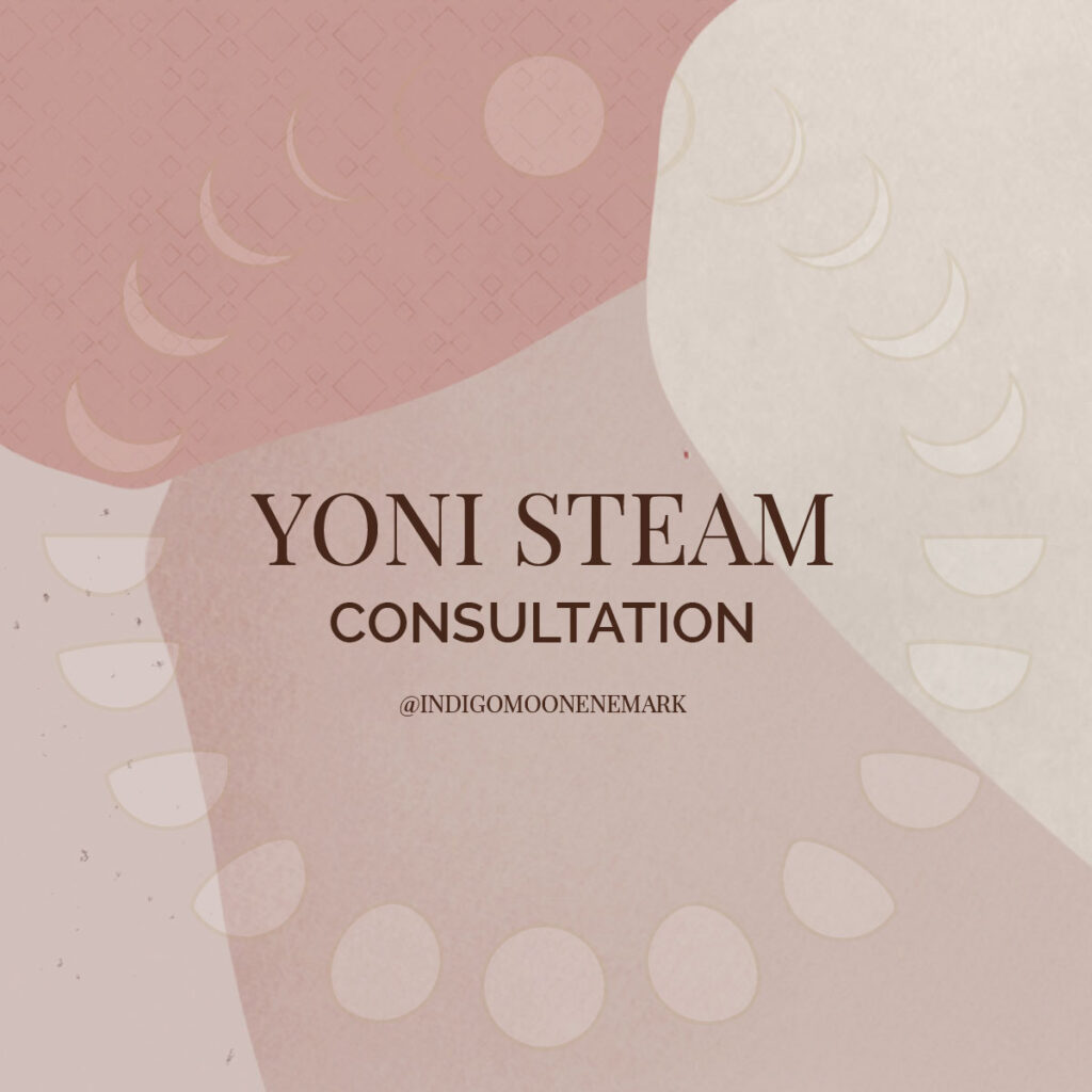 One on One Yoni Steam Consultation