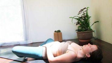 Inner Woman™ Yoga Practice: 10 Minute  Body Prayer (Mp3)