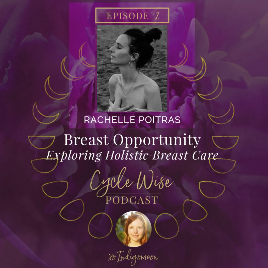 Breast Opportunity with Rachelle Poitras cover