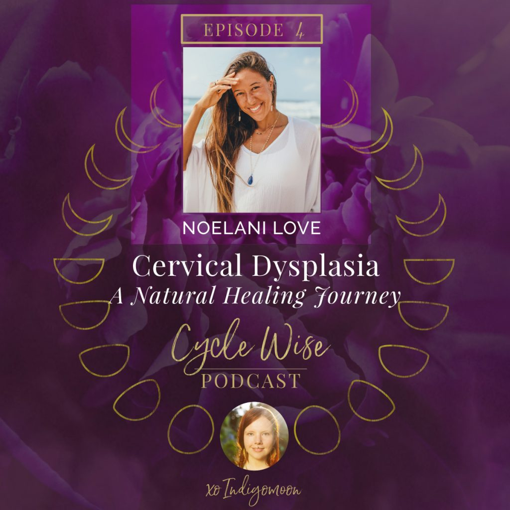 Cervical Dysplasia with Noelani Love cover